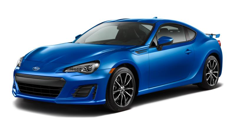 Subaru BRZ Safety